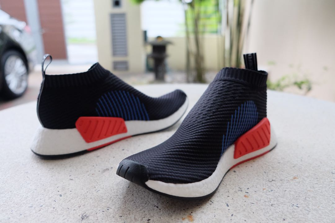 super popular 597ed 1cd9f Adidas NMD CS2 Stealth pack, Men s Fashion, Footwear, Sneakers on ...
