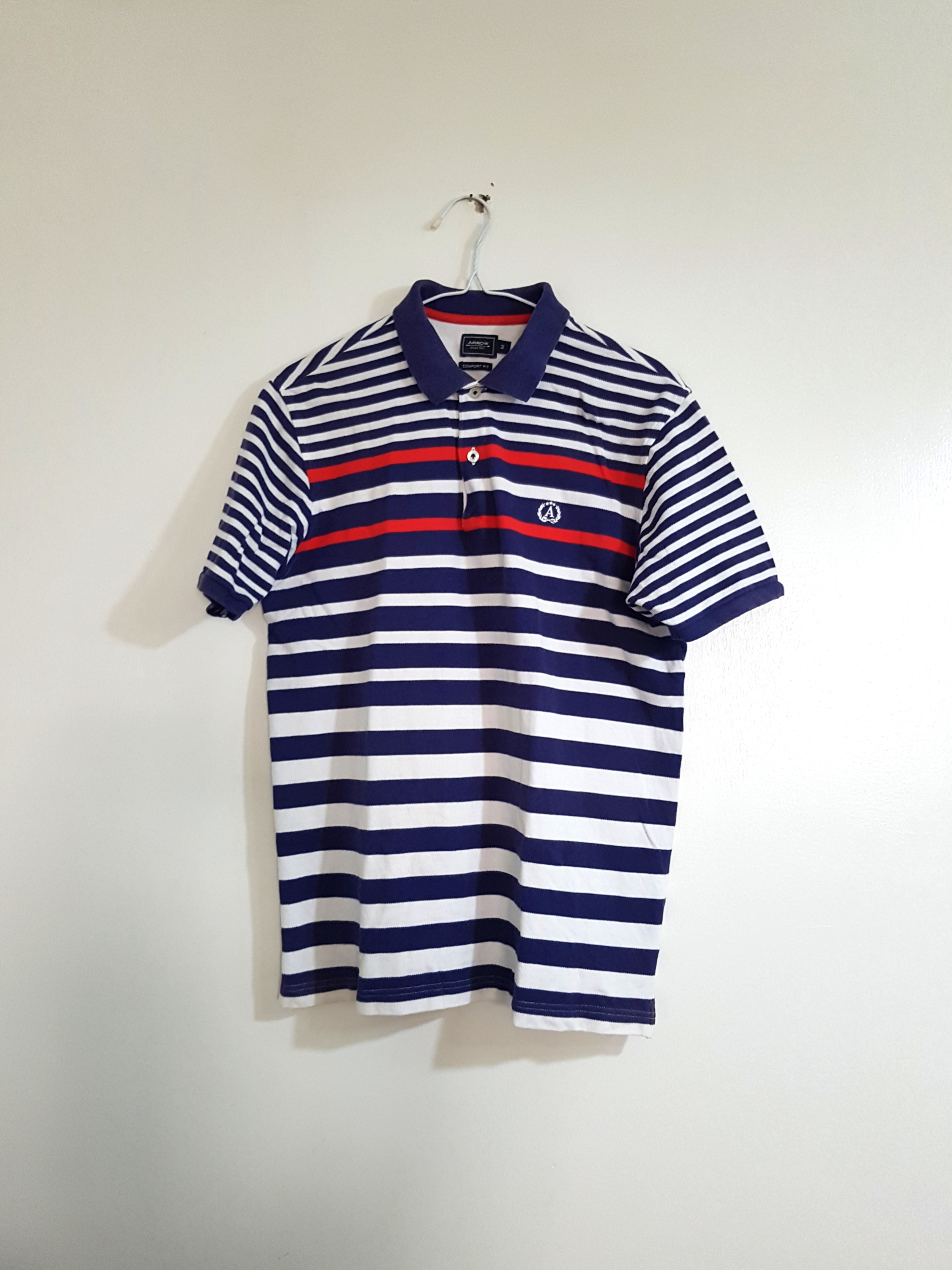 Arrow Polo Shirt Mens Fashion Clothes Tops On Carousell