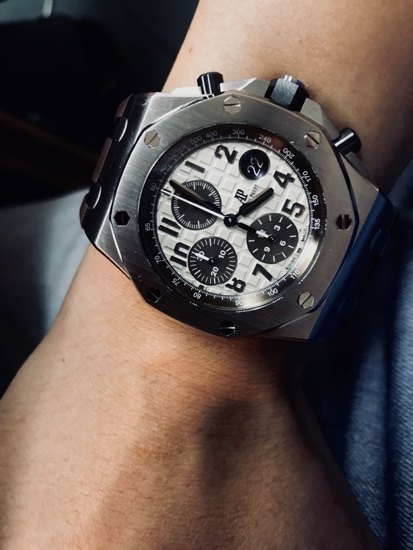 Audemars Piguet Safari 2014