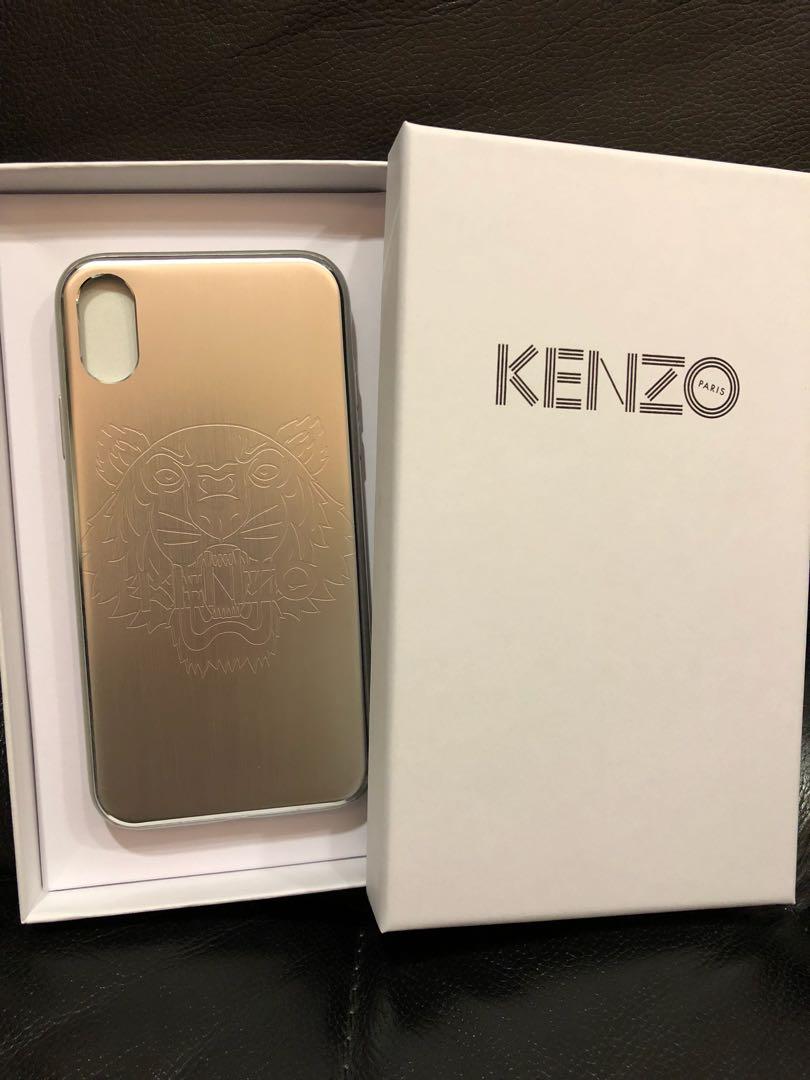 3d62d40107 Authentic Kenzo IPhone X Case, Mobile Phones & Tablets, Mobile ...