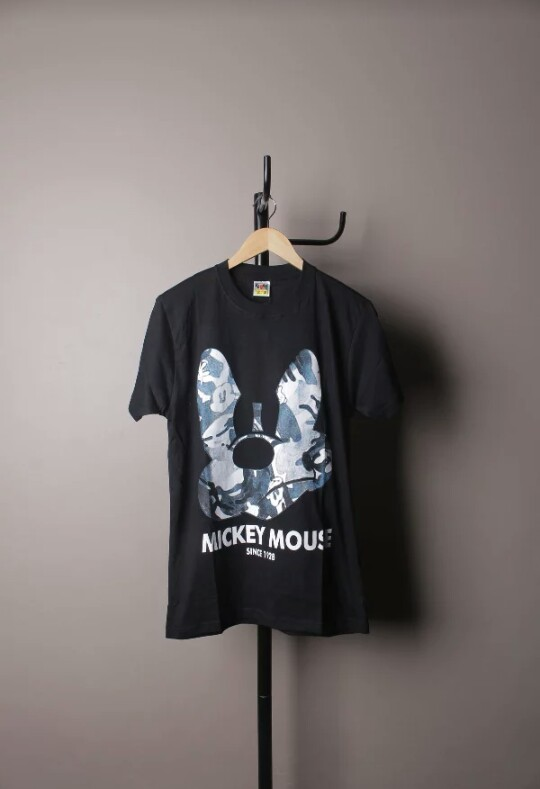 7f2dcd35 Bape Universe x Mickey Premium Tshirt, Men's Fashion, Clothes, Tops ...