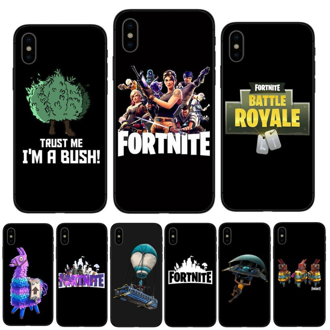 new product 4af2e 8a45a Fortnite iPhone Case