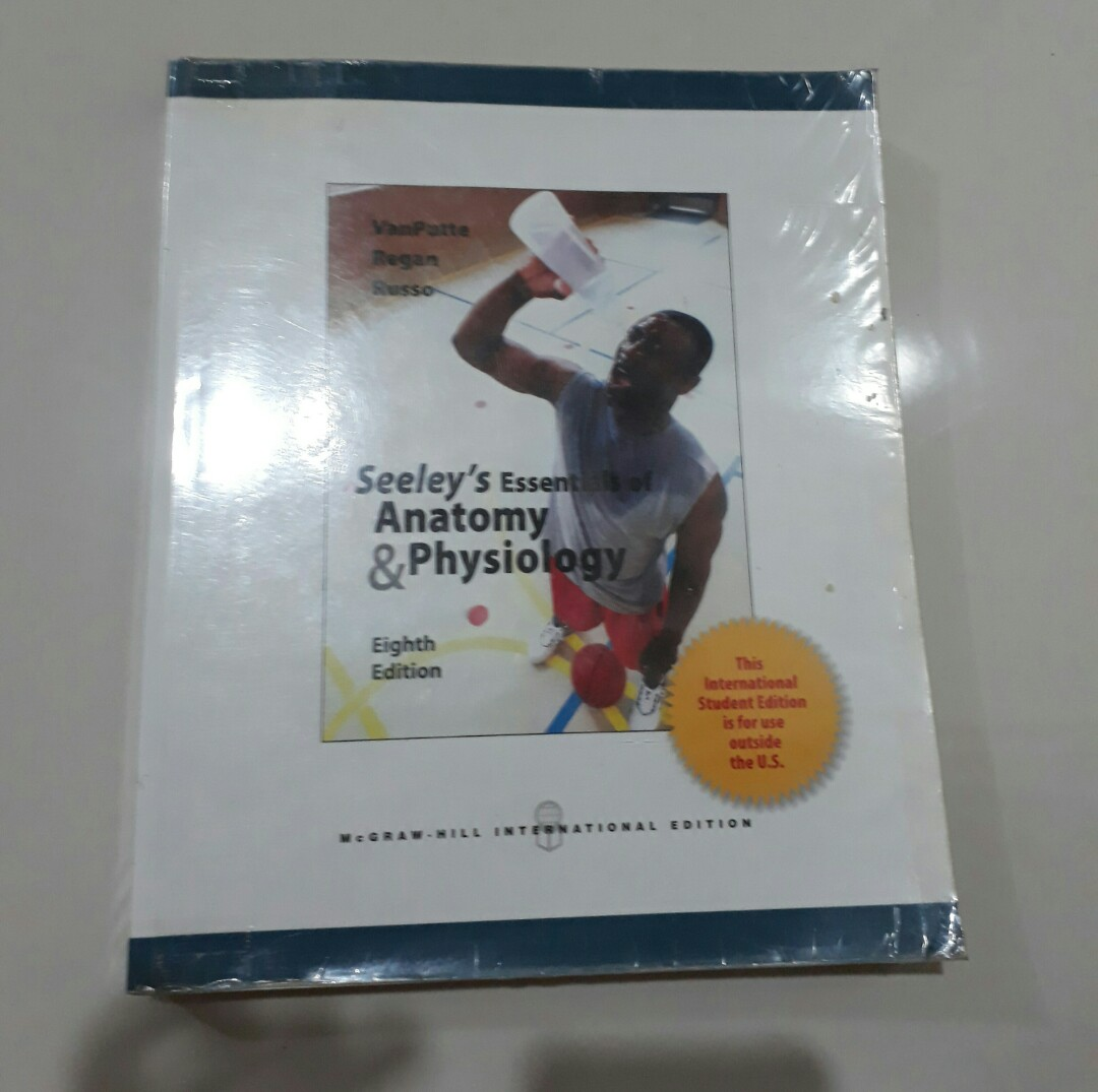 FREE SHIPPING! Seeley\'s Essentials of Anatomy and Physiology ...