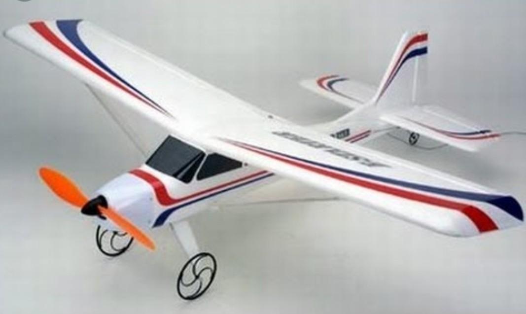 GWS E-Starter RC plane, Everything Else on Carousell