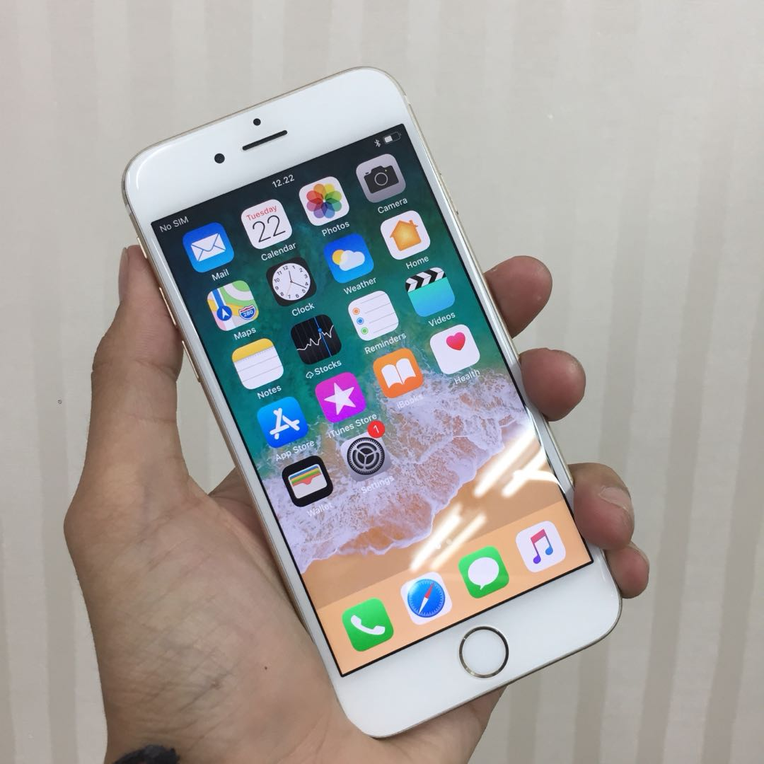iPhone 6 32Gb Gold iBox Garansi Panjang!!Murah