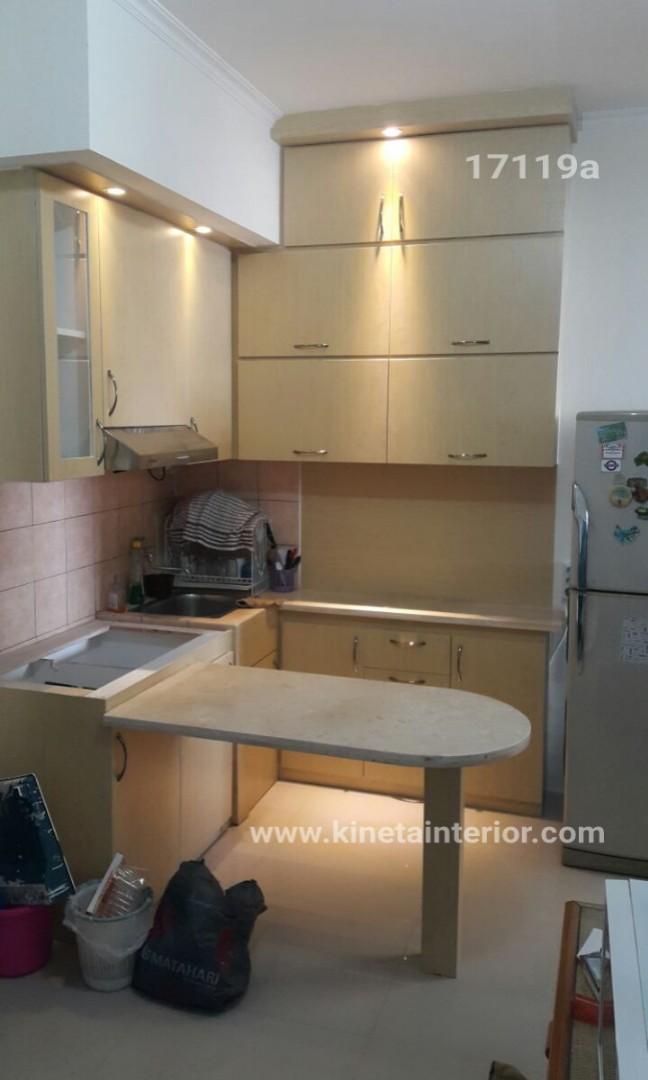 Kitchen Set Mini Bar Hpl Furniture Home Furniture On Carousell