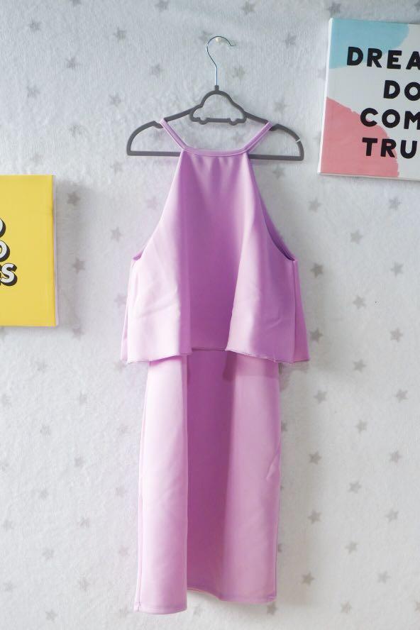 Korean Dress RTW DRESS