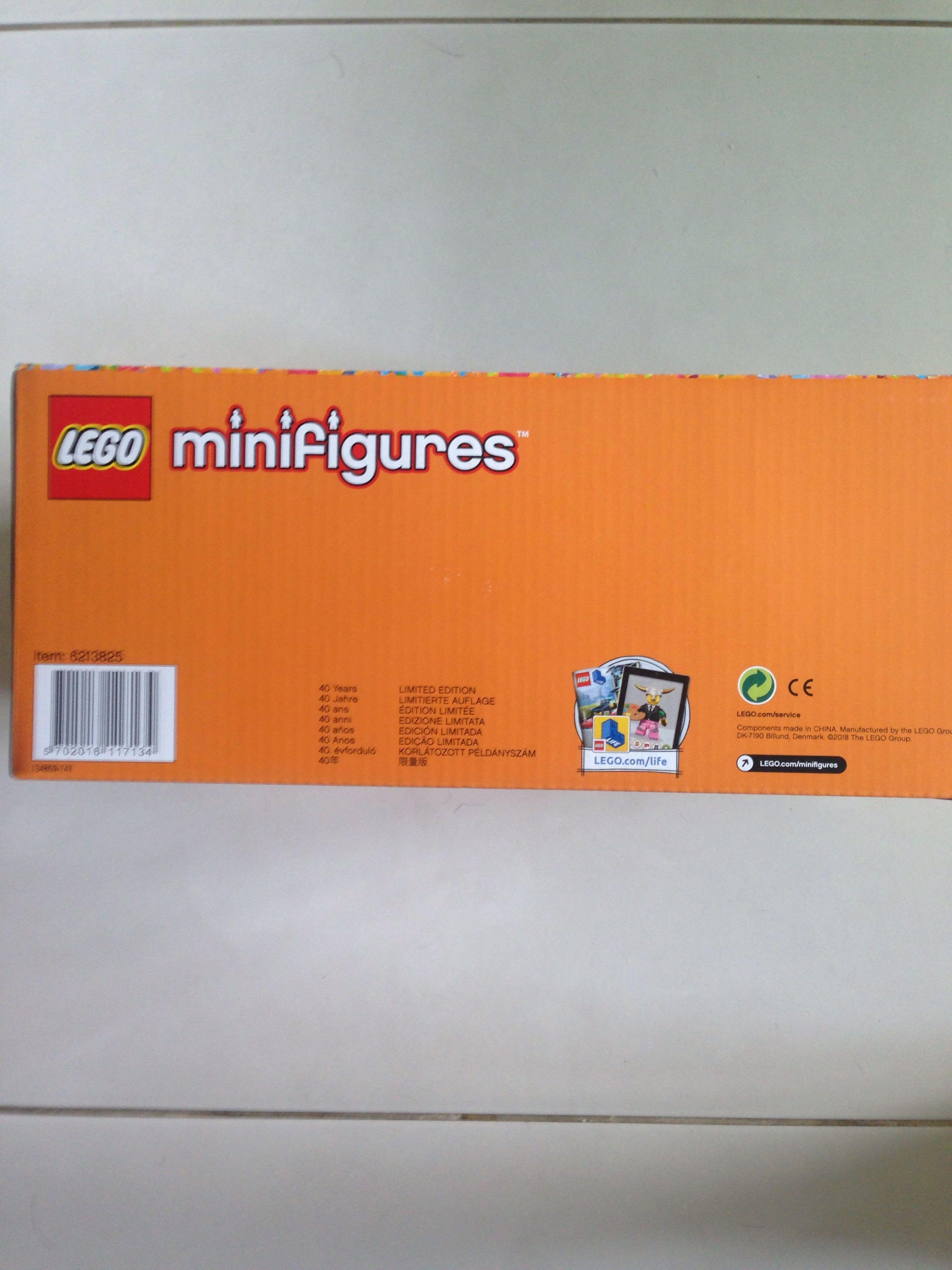 Lego 71021 Minifigures Series 18 (Box of 60 Set)