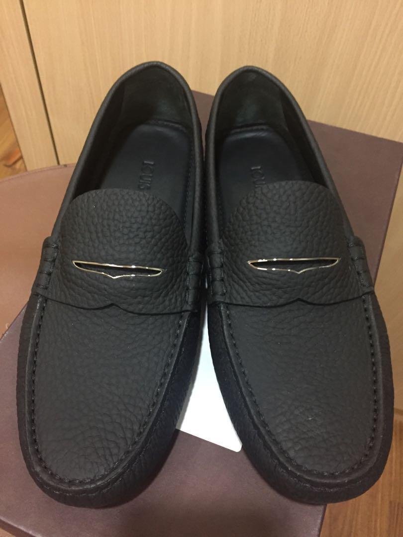 Louis Vuitton Shade Car Shoes, Luxury