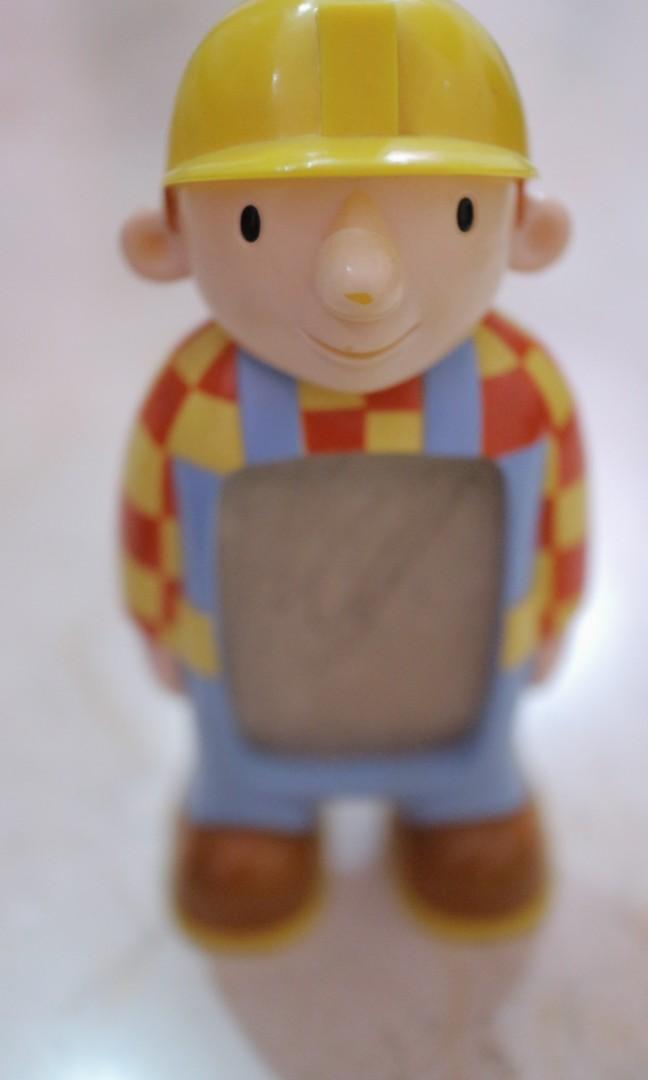 4 Mainan Seri Bob the builder