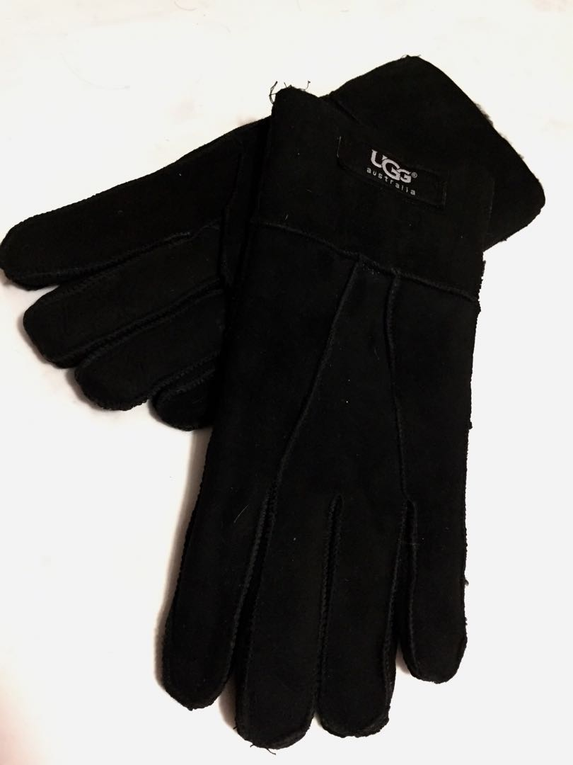 40ccd706f8899 Men's Winter Gloves (Black), Men's Fashion, Accessories on Carousell