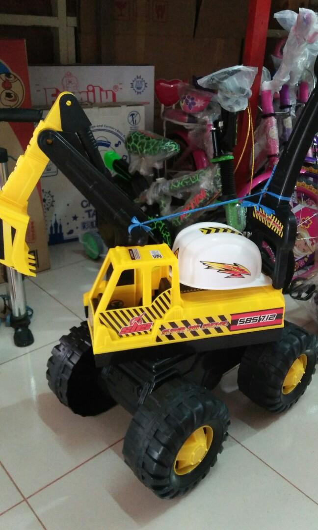 Mobilan Traktor Anak Bayi Anak Mainan Baby Walker Di Carousell