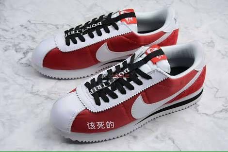 Nike Cortez Kenny 1 Kendrick Lamar Mens Fashion Footwear Sneakers On Carousell