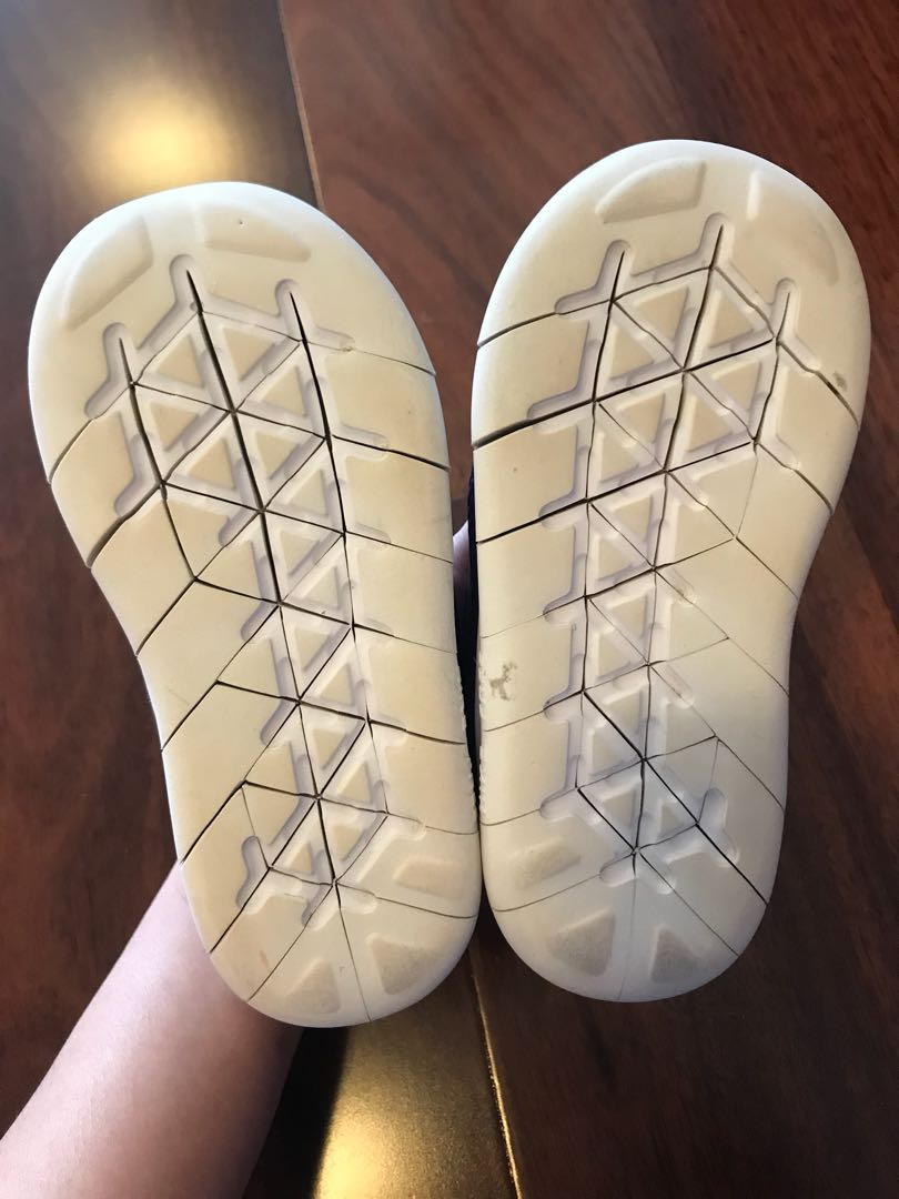 Nike Free Toddler Shoes - Size 8C