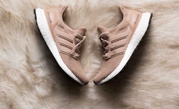 0e5d40dcc Adidas UltraBoost 4.0 Champagne Pink
