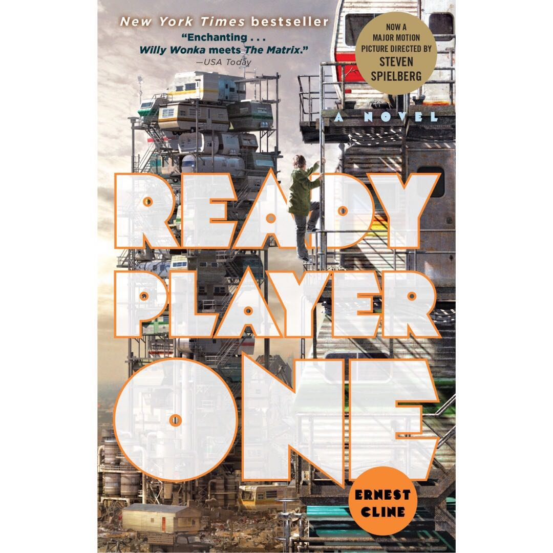 [PO] Ready Player One - Ernest Cline ( Paperback )