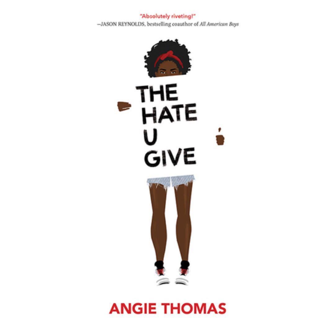 [PO] The Hate U Give - Angie Thomas ( Hardback )