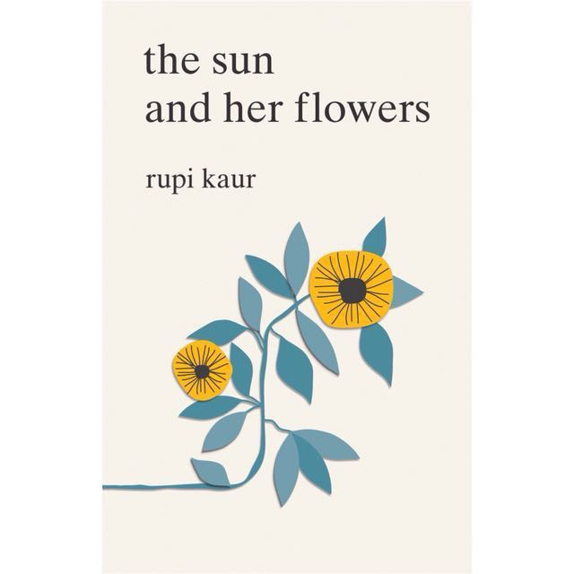 [PO] The Sun And Her Flowers - Rupi Kaur ( paperback )