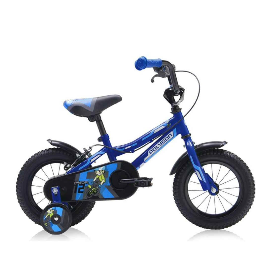Polygon Rascal 12 Kid S Bike 2 4 Years Old Bicycles Pmds