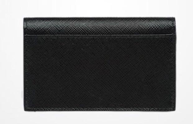 Prada business card holder mens fashion bags wallets on carousell colourmoves