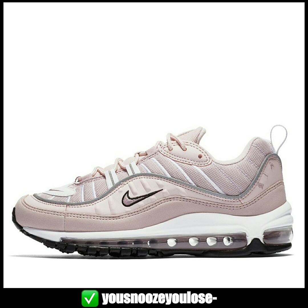 b862580ab45 PREORDER  NIKE AIR MAX 98 BARELY ROSE PINK