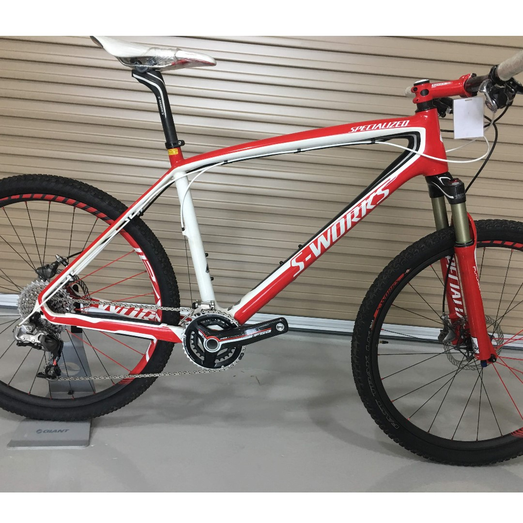 d08c8754695 Specialized S-Works StumpJumer Hardtail, Bicycles & PMDs, Bicycles,  Mountain Bikes on Carousell
