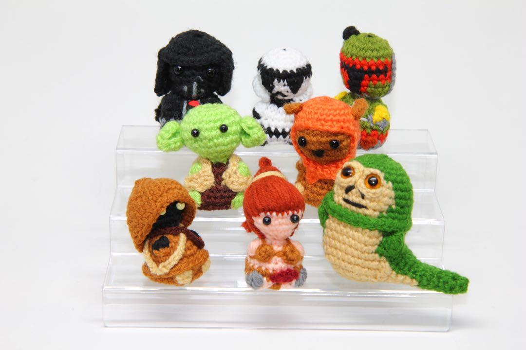 Yoda Star wars amigurumi crochet doll PATTERN YODA crochet   Etsy   720x1080