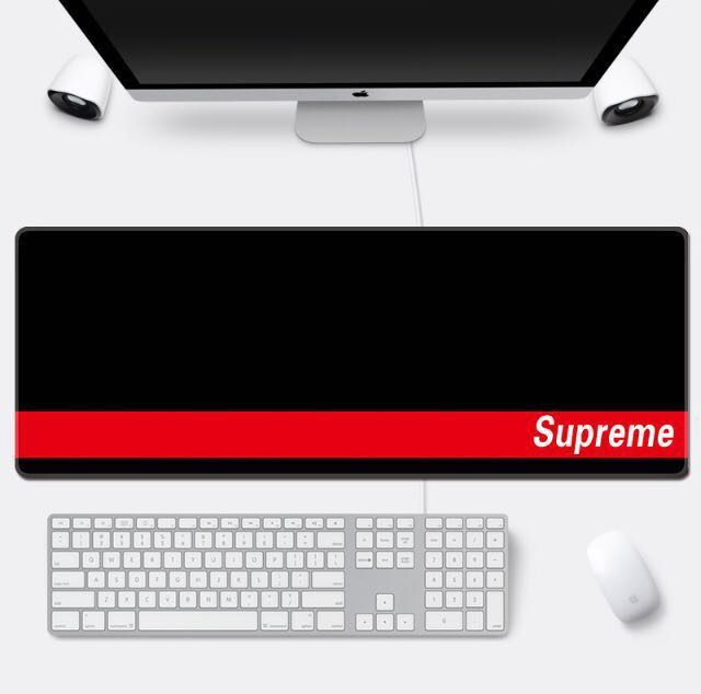 Supreme large mouse pad, Electronics, Computer Parts