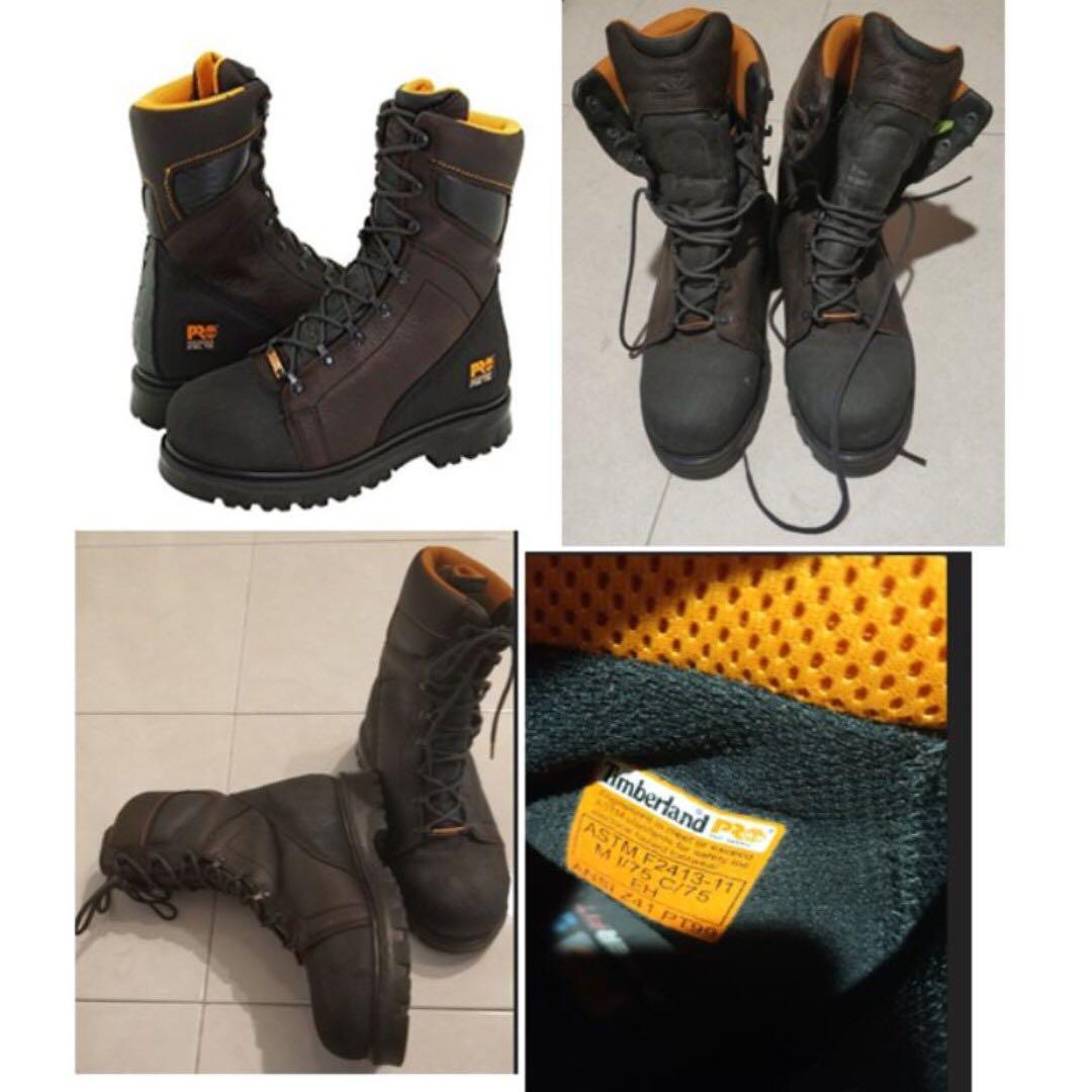 Seducir código Morse Adicto  Timberland PRO® Series Rigmaster 8, Men's Fashion, Footwear, Boots on  Carousell