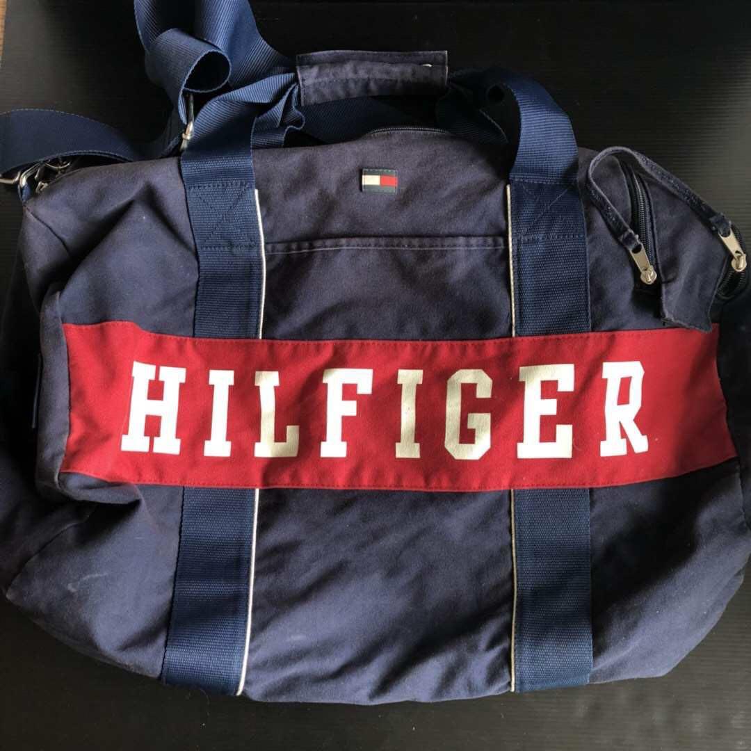 tommy hilfiger mens travel bag
