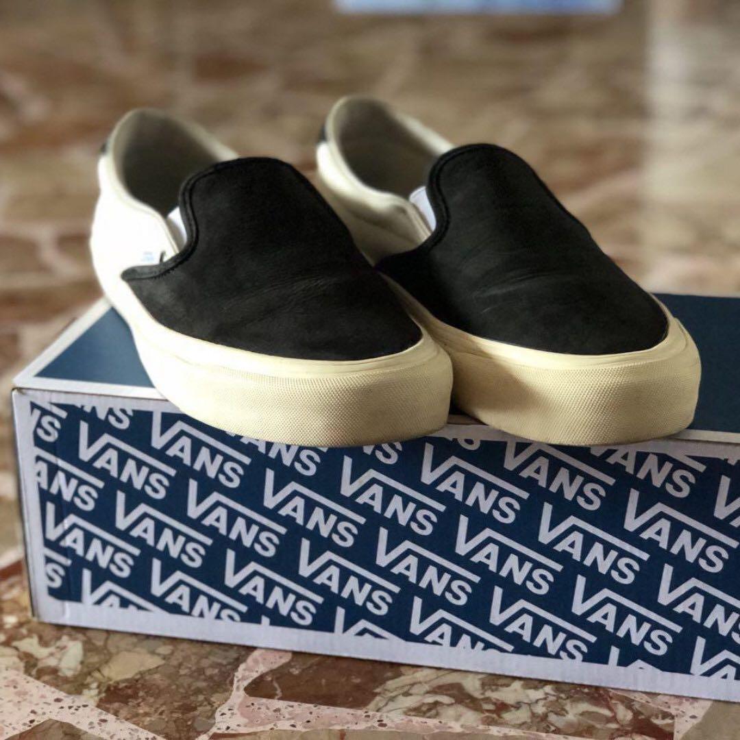 37985c82c4 Vans Vault OG Slip-On 59 LX