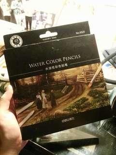 WATER COLOR PENCILS NO.6520