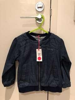 Tumble 'N Dry Denim Jacket Size 2 BNWT