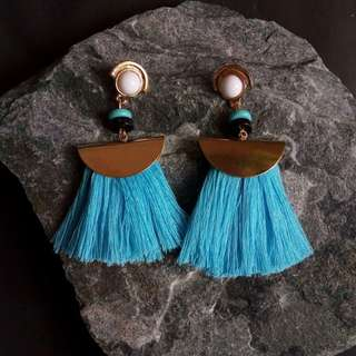 Tassel Earrings (Drop)