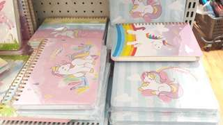 Pre-order Unicorn notebooks! Interested ka ba?