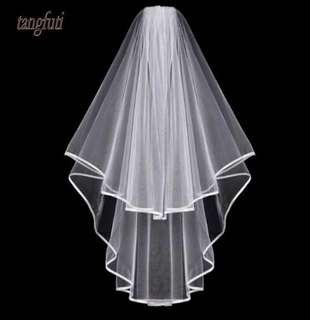 Veil + Tiara + Bride to be Sash