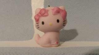 Chammy kitty Sanrio 絕版 陶器 擺設 吊飾 掛飾 罕 vintage