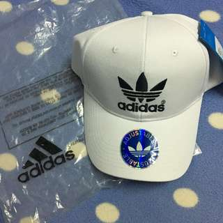 全新 愛迪達 adidas 棒球帽 老帽