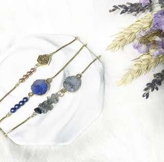 Gemtle Healing Stones Bracelet
