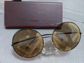 FENDI 全新原裝正版太陽眼鏡