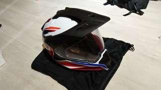 BMW GS Carbon Helmet (Competition) Size L