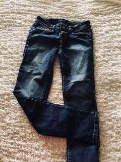 Guess straight jeans