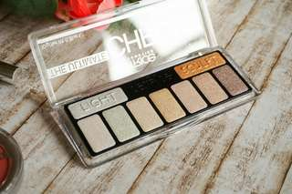 Catrice Eyeshadow Palette - Chrome