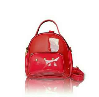 Ransel Jelly triple stud