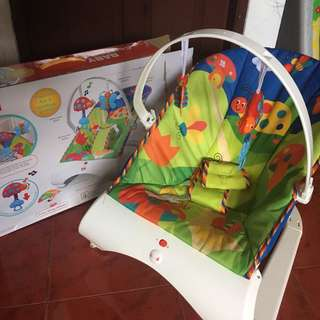 Babycare comfort seat bouncer