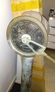 Vintage EOT (Engine Order Telegraph)