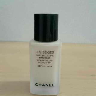 Chanel Les Beiges Foundation