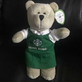 Starbucks Teddy Bear