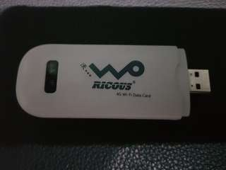 4G wifi hotspot modem