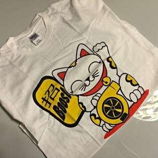 (Sale) Boost Cat T-Shirt